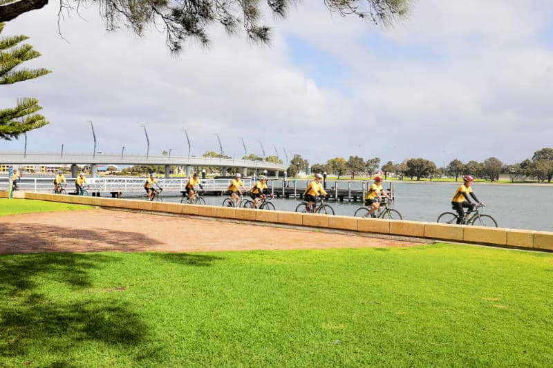 Mandurah over 55 Cycle Club