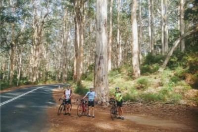 Mandurah Over 55 Cycling Club publishes a regular newsletter for its members entitled Cyclemania