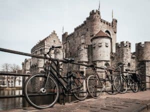2020 Belgium and Northern France Bike/Barge Tour